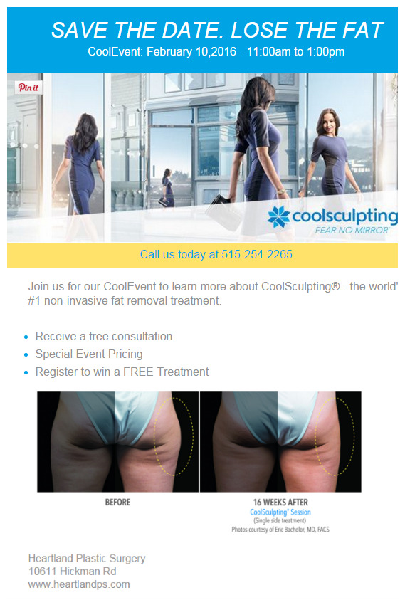 Free CoolSculpting Information