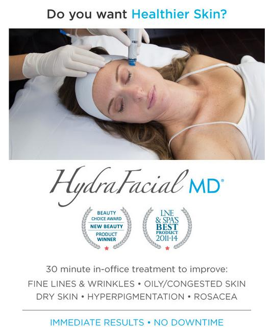 Des Moines HydraFacial MD