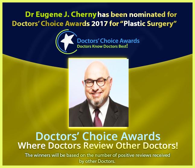 Best Plastic Surgeon Awards 2017