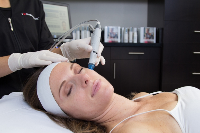 HydraFacialMD Treatment