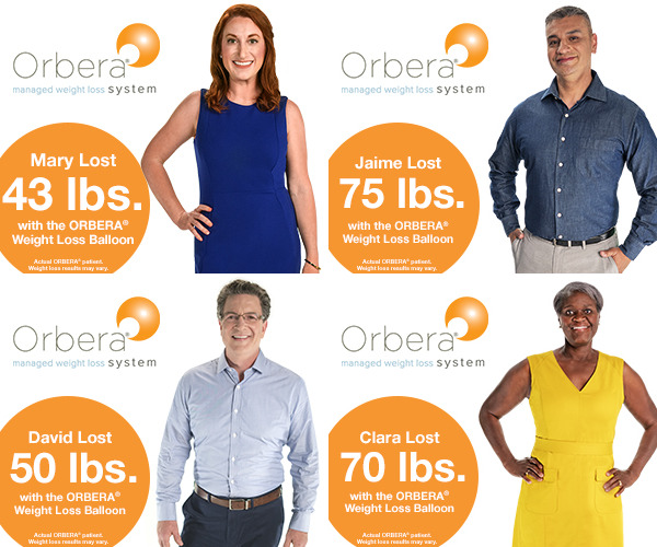ORBERA Weight Loss Results
